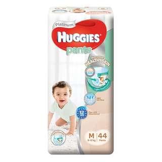 Huggies Platinum Pants M