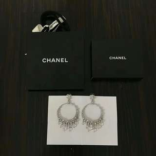 原單 Chanel Earrings with packaging