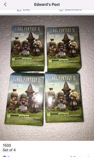 Final Fantasy Square Enix Items