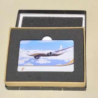 星宇航空後援會限定紀念悠遊卡
