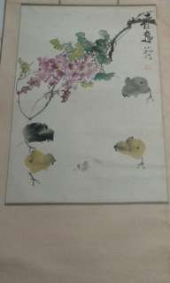 Chinese Paintings  张小村