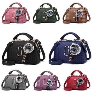 Handbag Hand Bag Tas Fashion Wanita Cewek Impor Import Code 4237