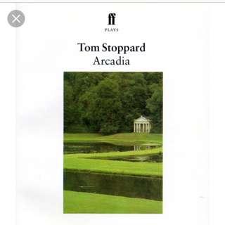 Tom Stoppard Arcadia