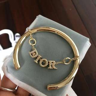原單Dior bracelet with packaging