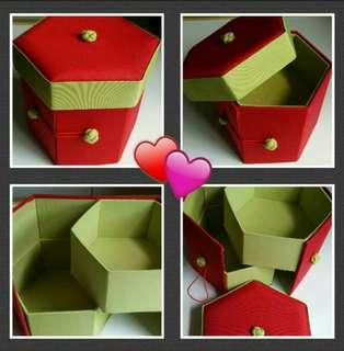 Antique nyonya jewellery box