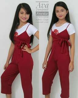 Jumpsuit inner included