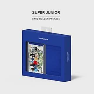 SUPER JUNIOR 슈퍼주니어 - CARD HOLDER PACKAGE