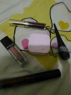 PAKET MAKE UP HEMAT PRELOVED TERBAIK 100%