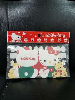 懷舊 1994 sanrio hello kitty memo紙連貼紙