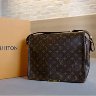 Louis Vuitton bag (Valmy MM Monogram)