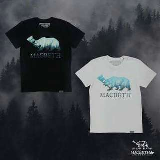 Looking for this Macbeth shirt. Color black. XL.
