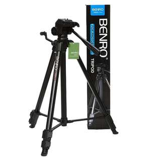 Benro T600EX Tripod Kit Lightweight Series for DSLR 1 Year Warranty