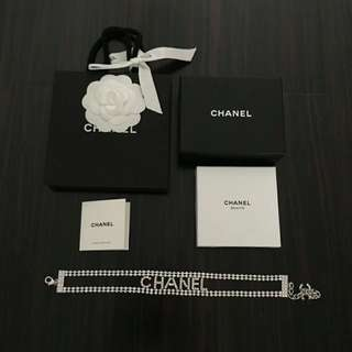 原單 Chanel Necklace with packaging