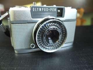 Olympus-Pen EES-2 半格菲林相機