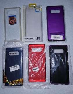 Samsung note 8 prelove case
