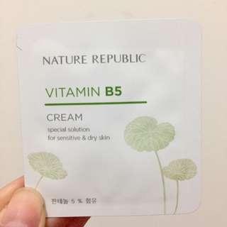 Nature Republic Vitamin B5 cream