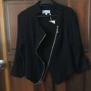 BNWT Twenty3 Black Jacket