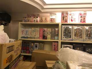 Clearance of Toys