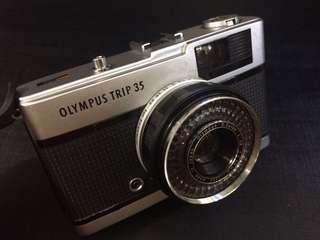 Olympus Trip 35 菲林相機