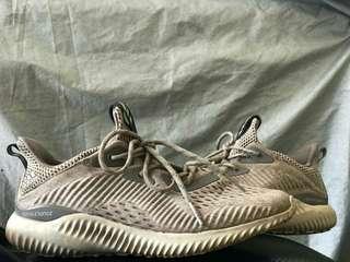Adidas alphabounce brown