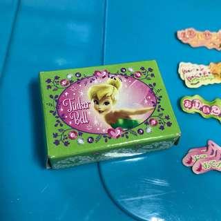 迪士尼-TinkerBell正品貼紙