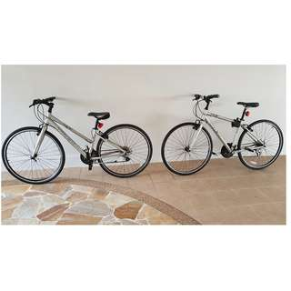 Trek 7.2 FX and 7.0 FX Bikes - Perfect for couples