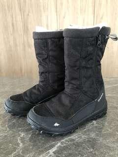 Kids' Waterproof Winter Boots UK12/US12.5