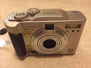 Panasonic LC43