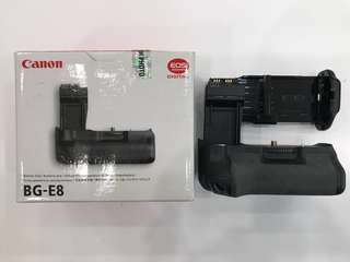Battery Grip For Canon 550/600/650/700D