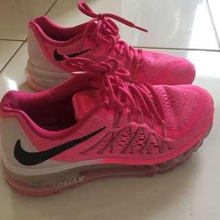 Nike Air Max 2014 GS Pink (Sport Sneakers)