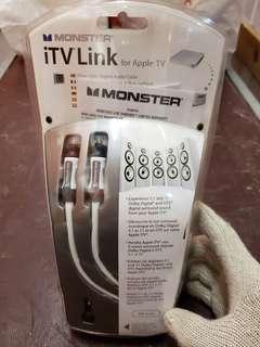 Monster iTV Link 光纖音源線