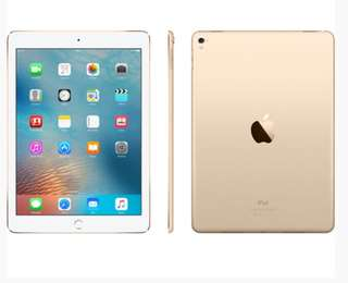 WTB Ipad Pro 9.7 128gb with Cellular and Wifi
