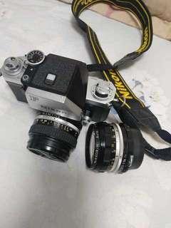 Nikon FTn Apollo version