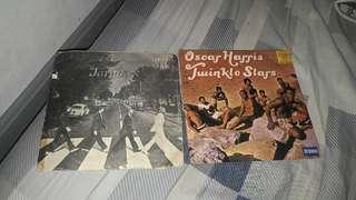 Vinyl piringan hitam The Beatles