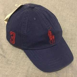 Polo Big Pony Sports Cap 2-4T
