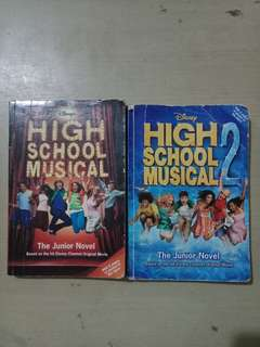 High School Musical novel bundle