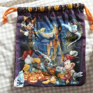 🚚 2006日本迪士尼萬聖節束口袋