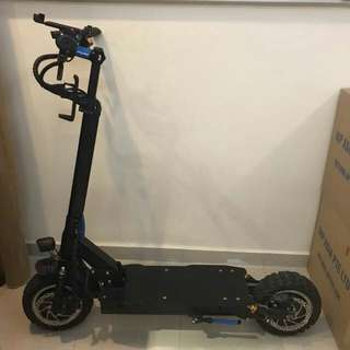 Ultron ultra escooter / electric scooter