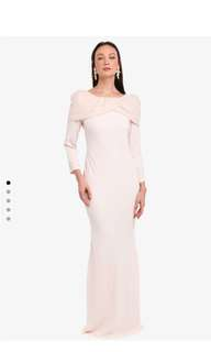 Alia B. Kate Dress with Draping