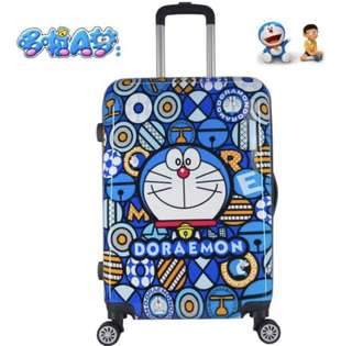 20 inch luggage - hand carry on plane - Doraemon