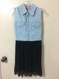 Casual Maong Dress