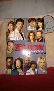 Grey's Anatomy Complete Season 3