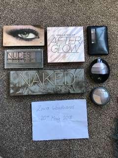 Make up goodies!!