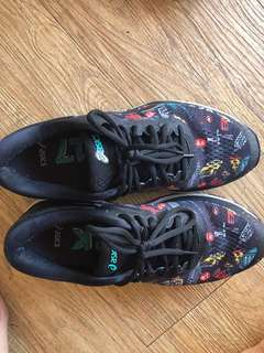 Like New! ASICS Running Shoes Gel Kayano 24 NYC Marathon Edition Size US8.5
