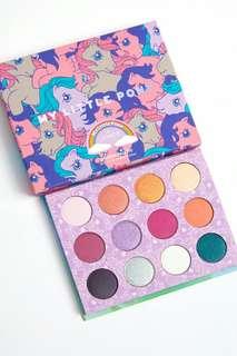 Colour Pop My Little Pony Eyeshadow Pallate