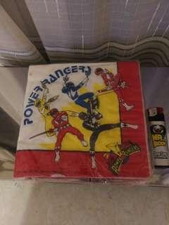 Power Ranger 餐桌紙巾