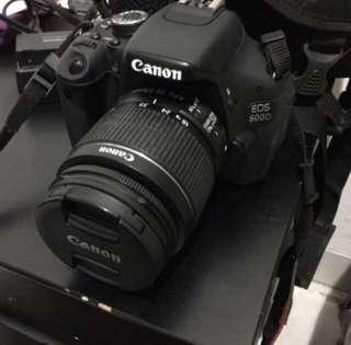 Canon 600D HARGA MURAH