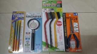 Tools set of 4
