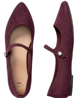 Pre-order: GAP MARY JANE FLATS