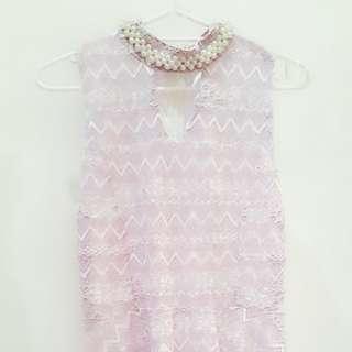 Purple Lady's Dress (price negotiable)